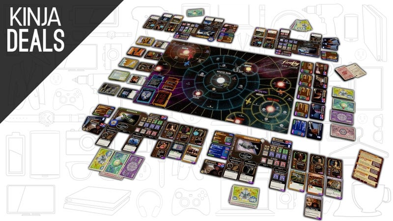 Illustration for article titled Here's a Shiny Deal on Firefly: The Board Game