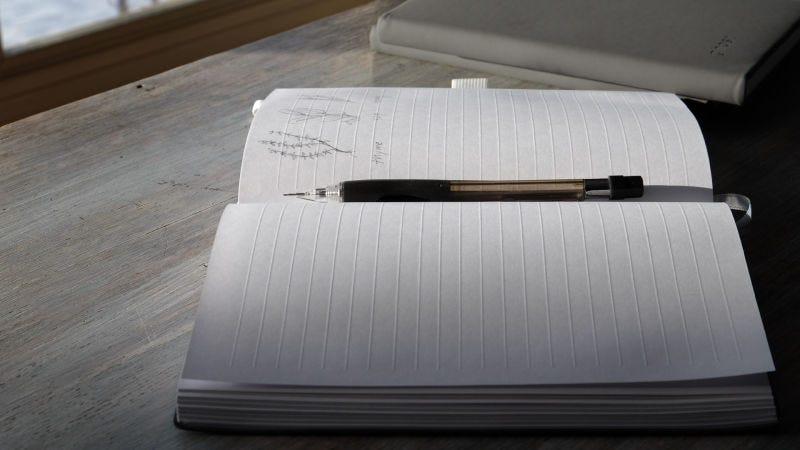 Libro de notas Ghost, $20 con código KINJA003