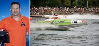 Illustration for article titled Champion Powerboat Racer Who Faked His Death Surrenders To Authorities