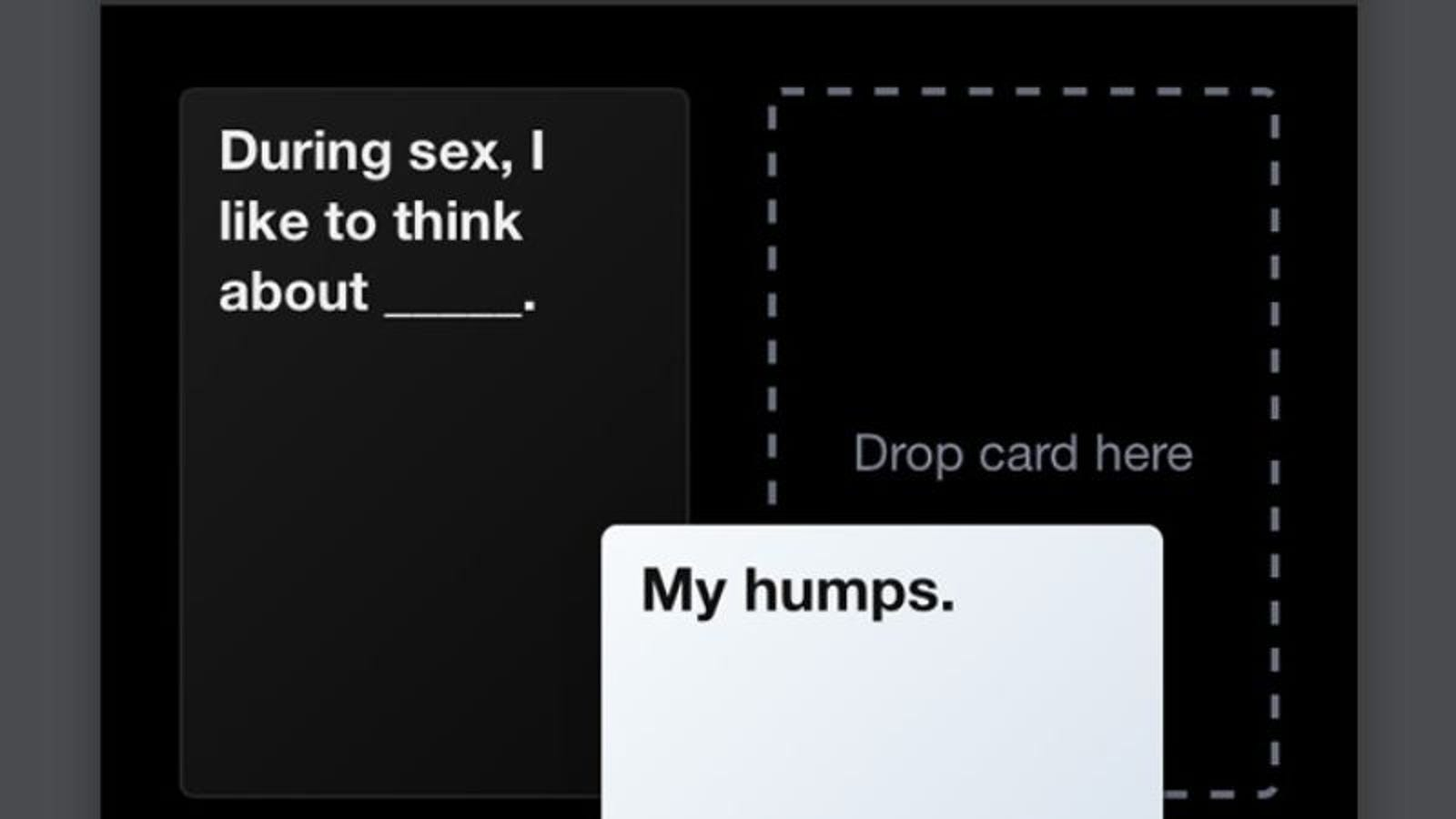Now You Can Play Cards Against Humanity Online