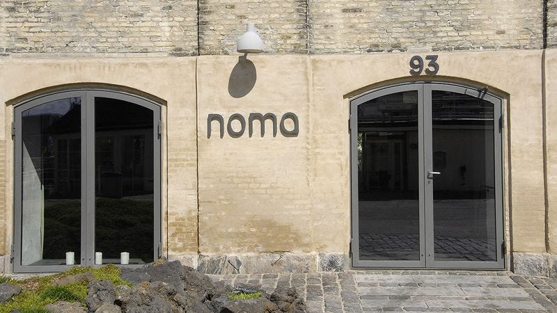 Illustration for article titled The Greatest Restaurant In The World: Discovering A New Era Of Food At Noma
