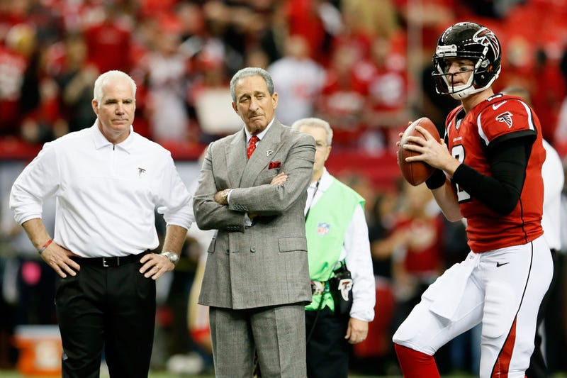 Illustration for article titled The Falcons Will Be This Year's Hard Knocks Team