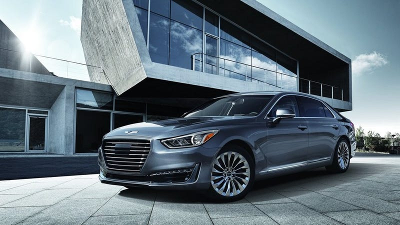 Genesis Hyundai And Kia Topped Even Porsche In The 2018 Jd Power