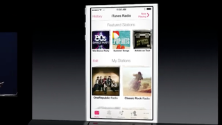 Illustration for article titled iTunes Radio Brings Free Streaming Music to iOS, Desktop, and Apple TV