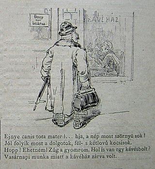 Illustration for article titled Vasárnapi szünet miatt beretválni nem lehet