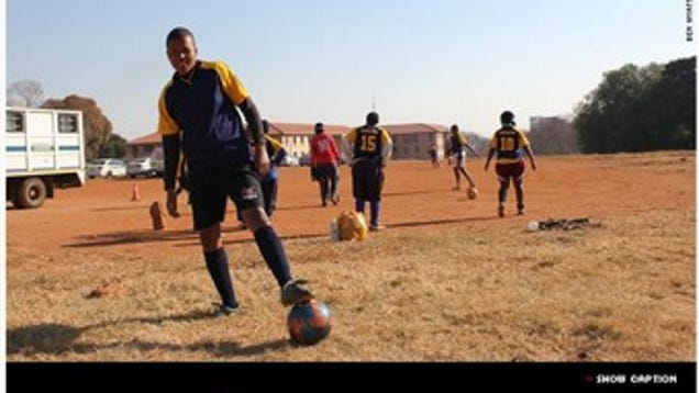 South Africas Lesbian Soccer Team Has World Cup Fever-7455
