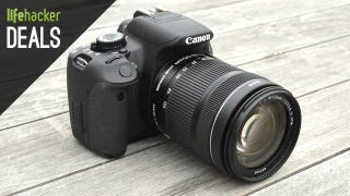 Illustration for article titled Canon T4i, Logitech Keyboard, Launch Center Pro [Deals]