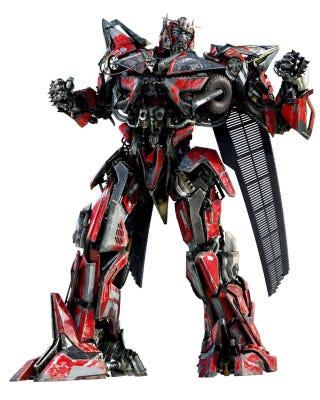 Illustration for article titled Sentinel Prime