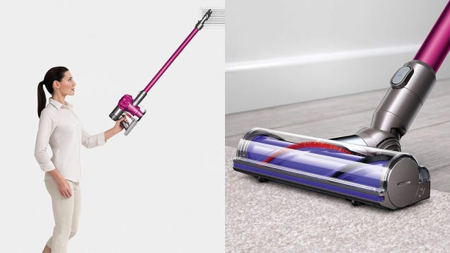 Cut The Cord With This Deeply Discounted Dyson V6, Today Only