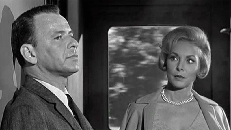 Illustration for article titled The Manchurian Candidate (1962)
