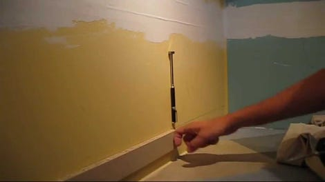 How to Find Wall Studs Without a Stud Finder