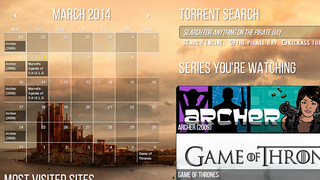 SeriesGuide Turns Your New Tab Page into a TV Show Calendar
