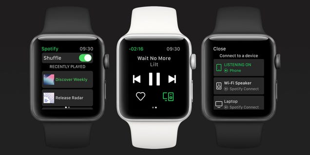 Spotify s Official Apple Watch App Is On Its Way—And Missing Key Features