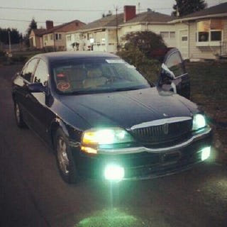 Copart Auction Car Diary Hitting Auction Gold 2000 Lincoln Ls
