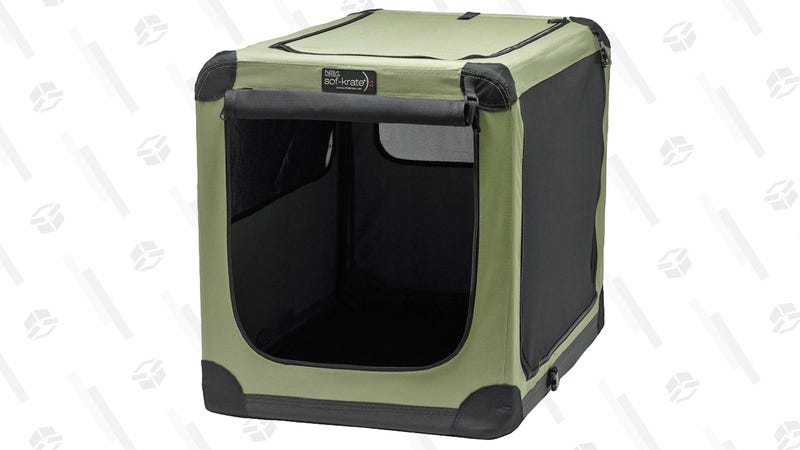 "Noz2Noz Collapsible 26"" Soft Pet Crate 