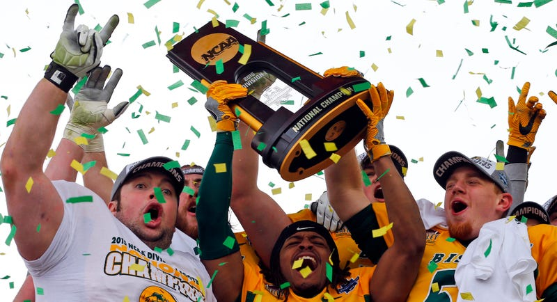 North dakota state university is your true college football national