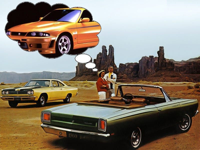 Illustration for article titled Show Us Why You Love Japanese Cars And Why I Should Too