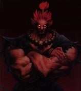 Illustration for article titled How To Unlock Akuma And Gouken