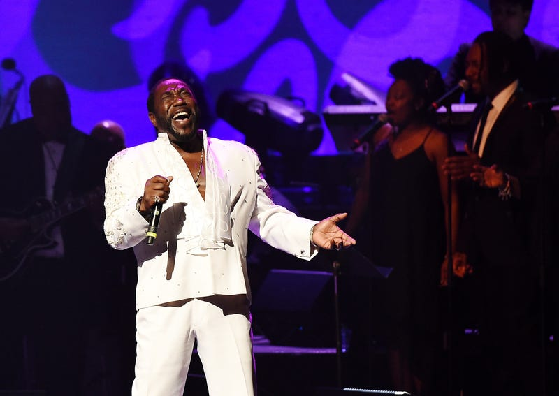 Eddie Levert of the O'Jays performs at the 11th annual Apollo Theater Spring Gala at the Apollo Theater in New York City on June 13, 2016.Nicholas Hunt/Getty Images