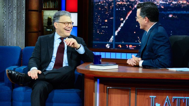 The Late Show With Stephen Colbert (Photo: Scott Kowalchyk/CBS)