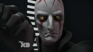 Illustration for article titled On Star Wars Rebels, No One Expects The Imperial Inquisition