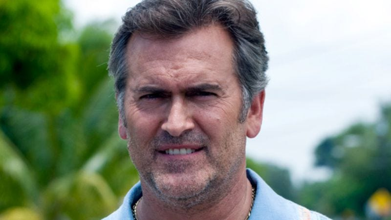 Illustration for article titled Bruce Campbell