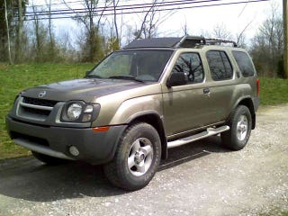 Illustration for article titled What can Oppo tell me about the 2002 Xterra?