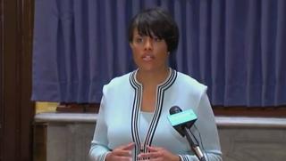 Baltimore Mayor Stephanie Rawlings-BlakeYouTube