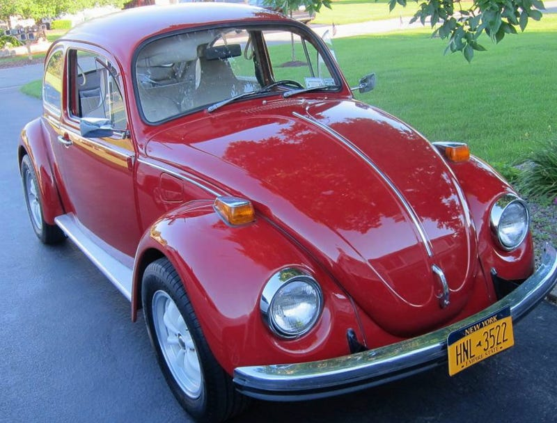 For $7,500, Could This 1970 VW Beetle Have You Bugging Out?
