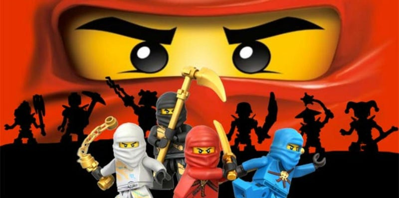 The Voice Cast Of The Lego Ninjago Movie Is Probably