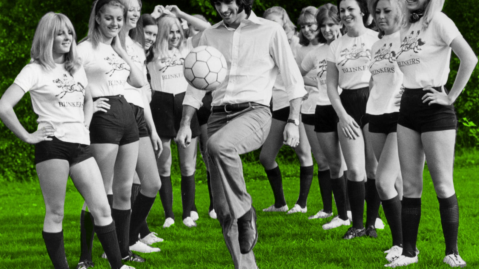 George Best And The Soccer Battle Of The Sexes That Changed... Well, Nothing