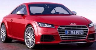 Illustration for article titled The new Audi TT...
