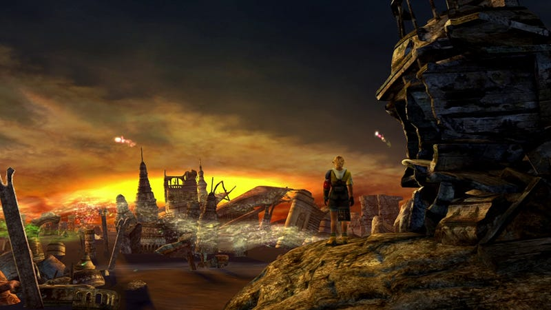 Illustration for article titled Five Reasons to Be Excited for Final Fantasy X/X-2 HD Remaster
