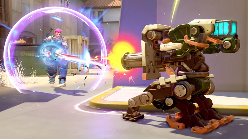 Illustration for article titled Overwatch's Bastion Is About To Get Some Big Changes