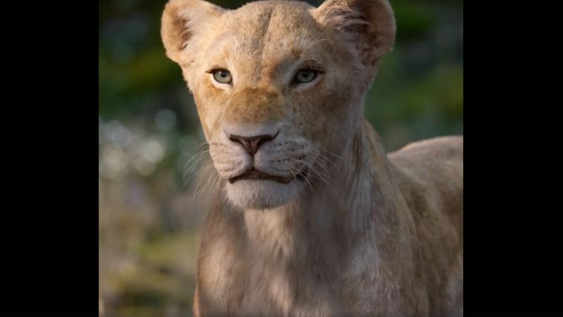 Nala in Jon Favreau's The Lion King