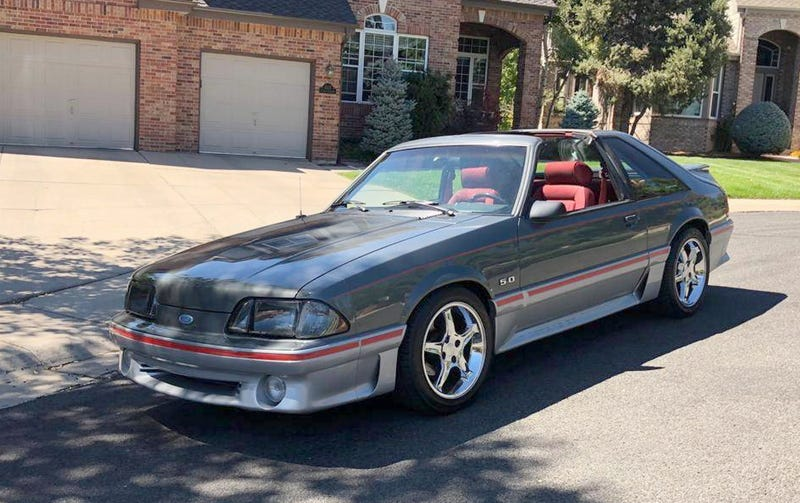 Illustration for article titled At $12,000, Does This 1987 Ford Mustang GT Still Offer Enough Bang For The Buck?