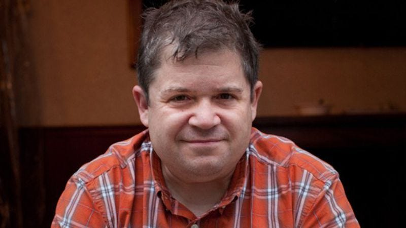 Illustration for article titled Patton Oswalt won Twitter over the weekend with a series of hilarious, slightly offensive tweets