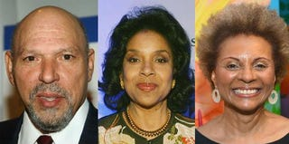August Wilson, Phylicia Rashad and Leslie Uggams join an all-star cast to record his plays. (Getty Images)