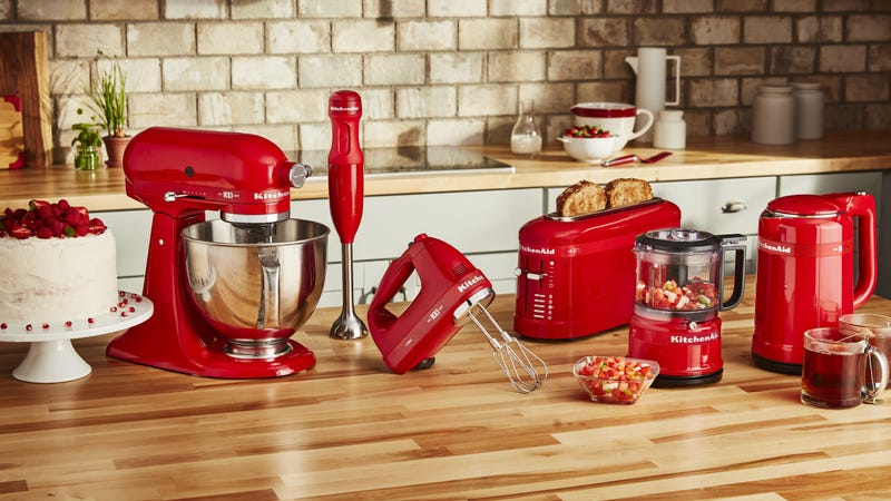 KitchenAid 100 Years Limited Edition Queen of Hearts Collection