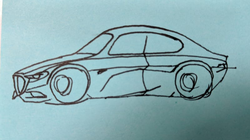 Illustration for article titled What the new Mazda 6 SHOULD look like