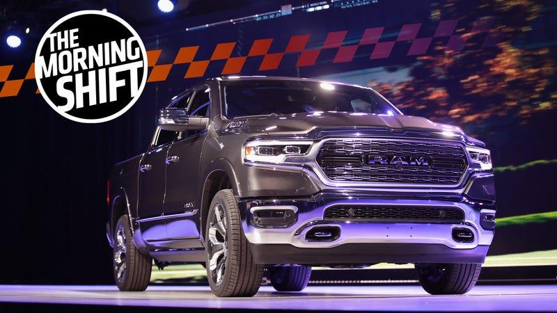 Despite Trump, FCA might do trucks in Mexico now.