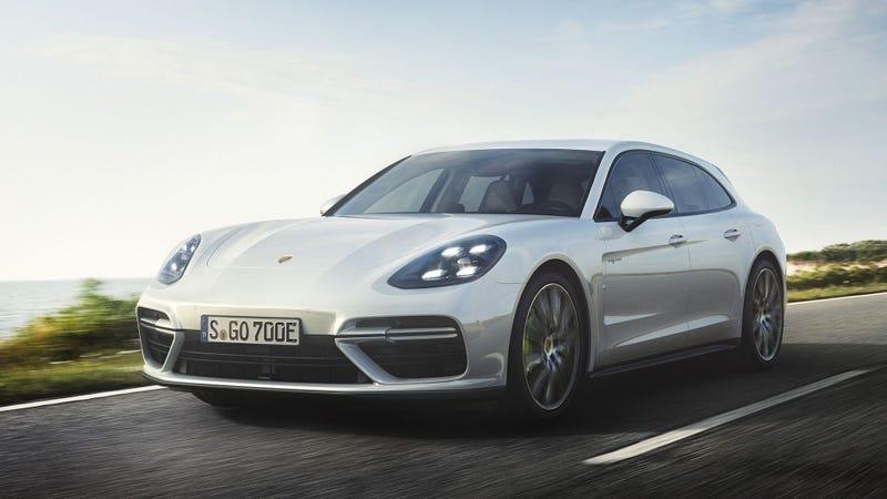 All images via Porsche