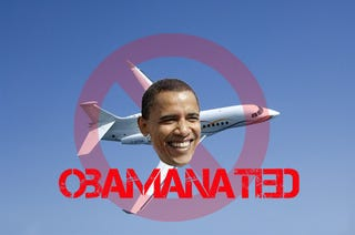 Illustration for article titled Obama Tells Citigroup To Abandon Plans For a $50 Million Tricked Out Corporate Jet
