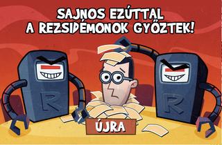 Illustration for article titled A hét leggyilkosabb szóvicce az Indexé a Rezsident Evillel