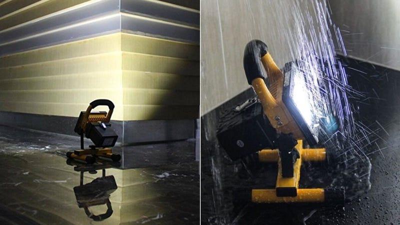 Loftek LED Flood Light, $33 with code AXIS10WY