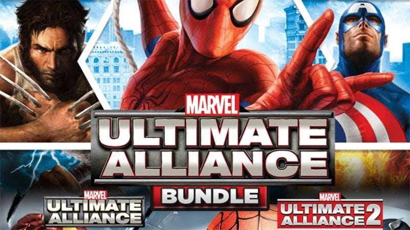 Illustration for article titled Marvel Ultimate Alliance's Price is Totally Justifiable