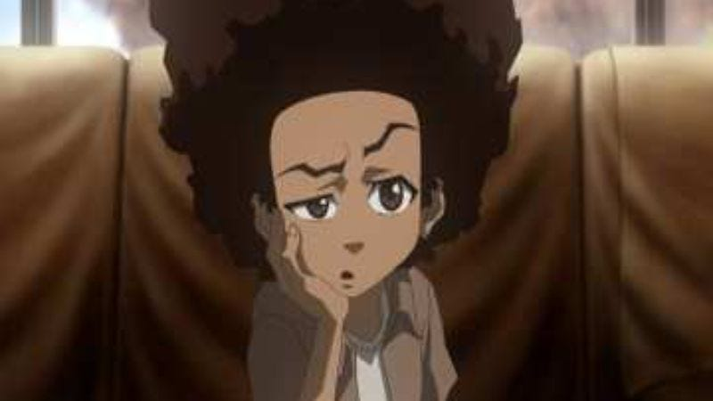 """Illustration for article titled The Boondocks: """"...Or Die Tryin'"""""""