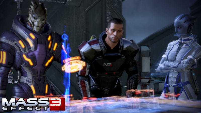 Illustration for article titled Co-Op Multiplayer is Coming to Mass Effect 3