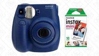 Fujifilm Instax Mini 7s | $40 | AmazonFujifilm Instax Mino 7s + 10 Fotos | $46 | Amazon