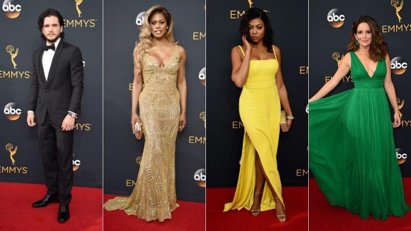 Ja, Göttin! Jeder Blick aus dem 68. Primetime Emmy Awards Roter Teppich
